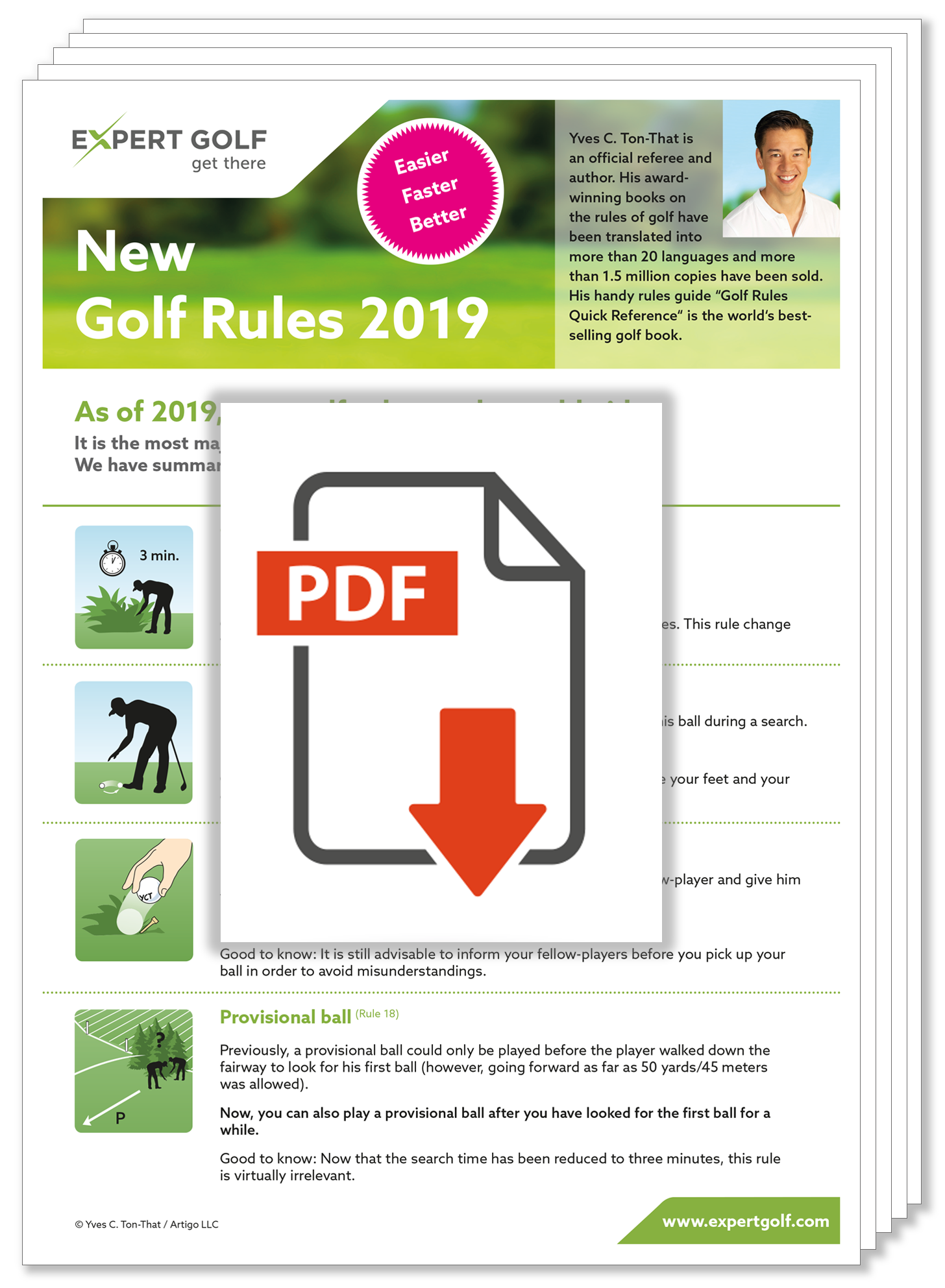 Rules Changes Expertgolf